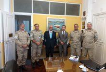 Autoridades del Puerto de La Plata y Prefectura se reunieron por la seguridad portuaria