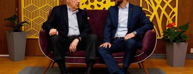 Consenso Federal no irá a PASO y Tombolini será el único candidato a jefe de gobierno
