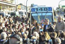 La Provincia inauguró un nuevo Metrobus en Quilmes