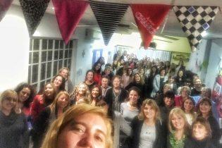Mujeres Radicales realizaron una jornada de perspectiva de género