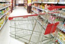 Las ventas en supermercados bajaron 13,2% interanual en junio