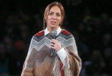 Vidal anunció medidas sociales y pidió «compromiso» a todas las fuerzas políticas