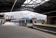 Inauguran la estación en altura Sáenz, que beneficia a 450 mil personas
