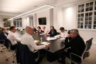 Alberto Fernández, Larreta y Kicillof coincidieron en que no hay margen para flexibilizar más la cuarentena