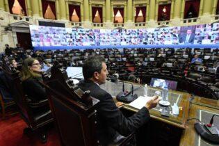 Diputados tendrá hoy su segunda sesión virtual