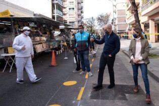 Rodríguez Larreta quiere reunirse con referentes de barrios populares