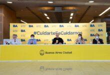 Rodríguez Larreta anunció ampliación de testeos en la Ciudad