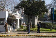San Isidro habilita bancos al aire libre en bares y cafeterías