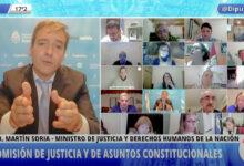 Soria pidió «rescatar de la crisis de legitimidad al Ministerio Publico»