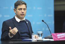 Kicillof tomará juramento este martes a los nuevos ministros bonaerenses