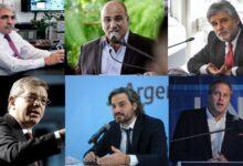 Alberto Fernández anunció los cambios de funcionarios en el Gabinete